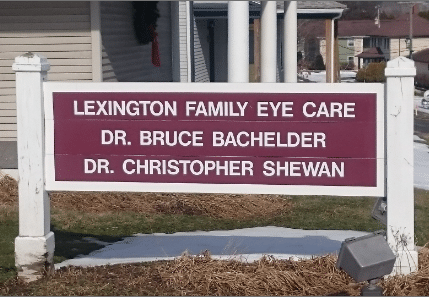 Dr. Bruce Bachelder and Christopher Shewan - Eye Doctors, Optometrists
